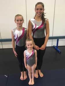 Gymnastics uniform Dance Expression