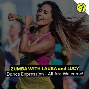 Zumba with Laura and Lucy