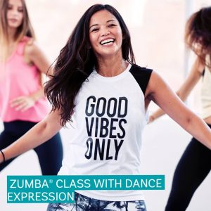Zumba with Dance Expression